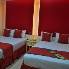 Bavaro Punta Cana Hotel Flamboyan 3* Стандартный номер с 2 отдельными кроватями фото 2