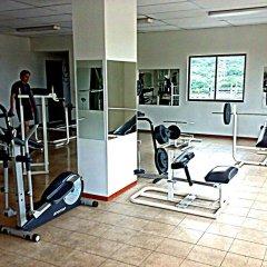 Отель Alejandria Suite фитнесс-зал