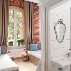 Отель MoHo M Hostel Польша, Вроцлав - отзывы, цены и фото номеров - забронировать отель MoHo M Hostel онлайн ванная
