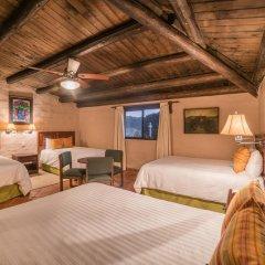 Hotel Mision Cerocahui 2* Стандартный номер с различными типами кроватей фото 11