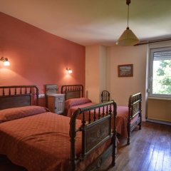 Отель Hostal Ayestaran I Испания, Ульцама - отзывы, цены и фото номеров - забронировать отель Hostal Ayestaran I онлайн комната для гостей фото 5