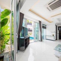 Отель Villas In Pattaya 5* Стандартный номер с 2 отдельными кроватями фото 15