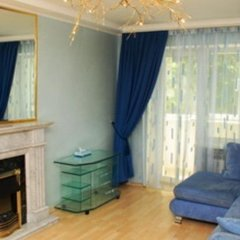 Апартаменты St Apartments On Druzhby Narodiv комната для гостей фото 2