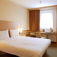 Отель Ibis Liverpool Centre Albert Dock – Liverpool One 3* Стандартный номер с различными типами кроватей фото 3