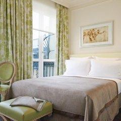 Отель Grand Hôtel Du Palais Royal 5* Улучшенный номер с различными типами кроватей фото 2