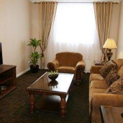 Отель Sarunas 3* Люкс с различными типами кроватей