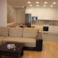 Отель Marina Village Apartment Финляндия, Лаппеэнранта - отзывы, цены и фото номеров - забронировать отель Marina Village Apartment онлайн комната для гостей фото 5