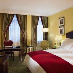 Отель JW Marriott Grosvenor House London 5* Номер Премиум разные типы кроватей фото 2