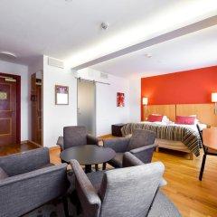 Отель Scandic Star Швеция, Лунд - отзывы, цены и фото номеров - забронировать отель Scandic Star онлайн комната для гостей фото 5