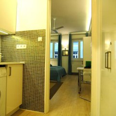 Апартаменты Liszt Studios Holiday Home Apartment Будапешт в номере фото 2