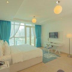 Отель Jannah Marina Bay Suites Студия Делюкс с различными типами кроватей фото 4