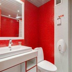 Ред Старз Отель 4* Улучшенный номер с различными типами кроватей фото 6