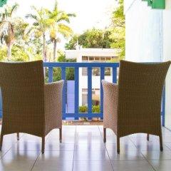 Отель Tobys Resort 2* Стандартный номер с различными типами кроватей фото 4