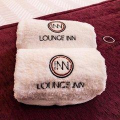 Отель Lounge Inn 3* Стандартный номер разные типы кроватей фото 6
