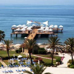 Zeynep Hotel пляж