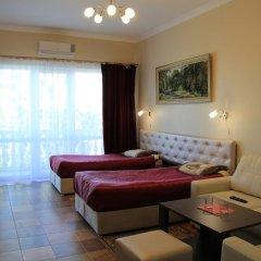 Mini Hotel Parus комната для гостей фото 3
