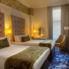 Hotel Indigo Glasgow 4* Стандартный номер с разными типами кроватей