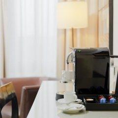 H10 Berlin Ku'damm Hotel 4* Номер Делюкс двуспальная кровать