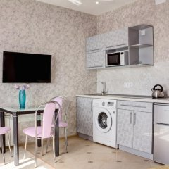 Апартаменты InnHome Апартаменты Студия с различными типами кроватей фото 4