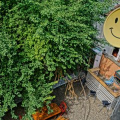 Hostel and Apartments Skadarlija Sunrise спортивное сооружение