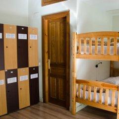 Mad4you Hostel Кровать в общем номере с двухъярусной кроватью фото 16