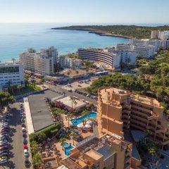 Отель Marins Cala Nau пляж