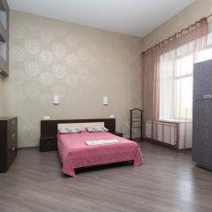 Мини Отель Карамель Стандартный номер с различными типами кроватей фото 6
