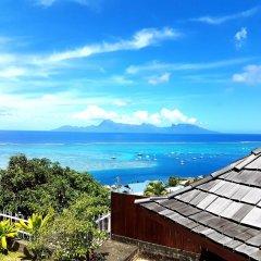 Отель Te Tavake by Tahiti Homes Французская Полинезия, Пунаауиа - отзывы, цены и фото номеров - забронировать отель Te Tavake by Tahiti Homes онлайн пляж фото 2