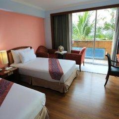 Karnmanee Palace Hotel 4* Улучшенный номер с различными типами кроватей фото 2