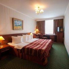 Гостиница Корстон, Москва 4* Улучшенный номер с двуспальной кроватью фото 2