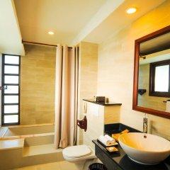 Отель Palm Garden Beach Resort And Spa 5* Улучшенный номер фото 5