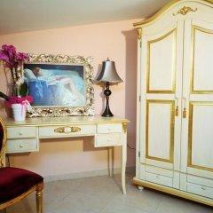 Hotel Scilla 3* Стандартный номер двуспальная кровать фото 13
