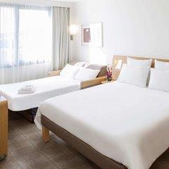 Отель Novotel Lyon Gerland Musée des Confluences 4* Улучшенный номер с различными типами кроватей