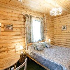 Hotel LogHouse Стандартный номер двуспальная кровать фото 21