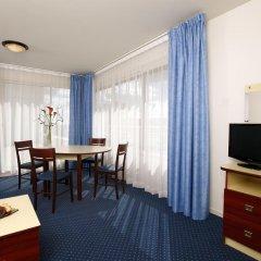 Отель Appart'City Rennes Beauregard Апартаменты с различными типами кроватей фото 5