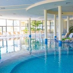 Отель Parkhotel Golden Beach - Все включено бассейн