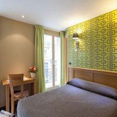 Hotel de Saint-Germain 2* Стандартный номер с двуспальной кроватью фото 2