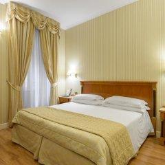 Hotel Gambrinus 4* Стандартный номер двуспальная кровать фото 4