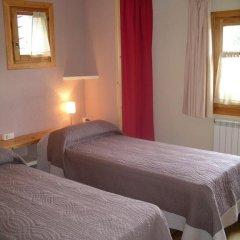 Отель Hostal D'eller Бельвер-де-Серданья удобства в номере фото 2