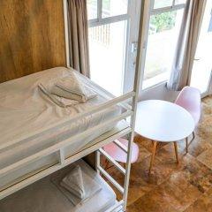Inhawi Hostel Кровать в общем номере с двухъярусной кроватью фото 18