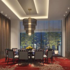 Отель Hyatt Regency Xiamen Wuyuanwan Китай, Сямынь - отзывы, цены и фото номеров - забронировать отель Hyatt Regency Xiamen Wuyuanwan онлайн питание фото 3