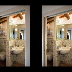 Отель La Rocca Romantica Италия, Сан-Джиминьяно - отзывы, цены и фото номеров - забронировать отель La Rocca Romantica онлайн ванная фото 2