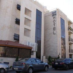 Отель Sohoul Al Karmil Suites парковка