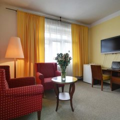 Hotel Svornost 3* Номер категории Эконом с различными типами кроватей