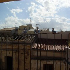 Отель La Colombaia di Ortigia Сиракуза балкон