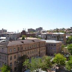 Отель Saryan 40 балкон