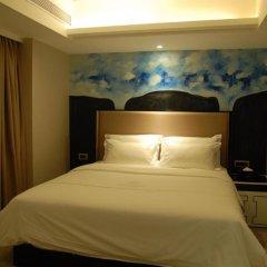 Yingshang Fanghao Hotel 3* Стандартный номер с различными типами кроватей фото 2