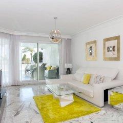 Отель Coral Beach Aparthotel 4* Улучшенные апартаменты с различными типами кроватей фото 10