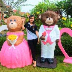 Отель Rimbueng Resort Pranburi 3* Стандартный номер с различными типами кроватей фото 2