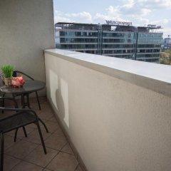 Отель Velvet Łucka Польша, Варшава - отзывы, цены и фото номеров - забронировать отель Velvet Łucka онлайн балкон